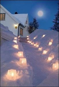 Awesome Winter Wonderland Wedding Decoration25