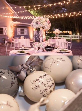 Awesome Winter Wonderland Wedding Decoration29