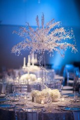 Awesome Winter Wonderland Wedding Decoration31