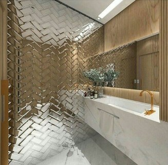 Bathroom Concept With Stunning Tiles26