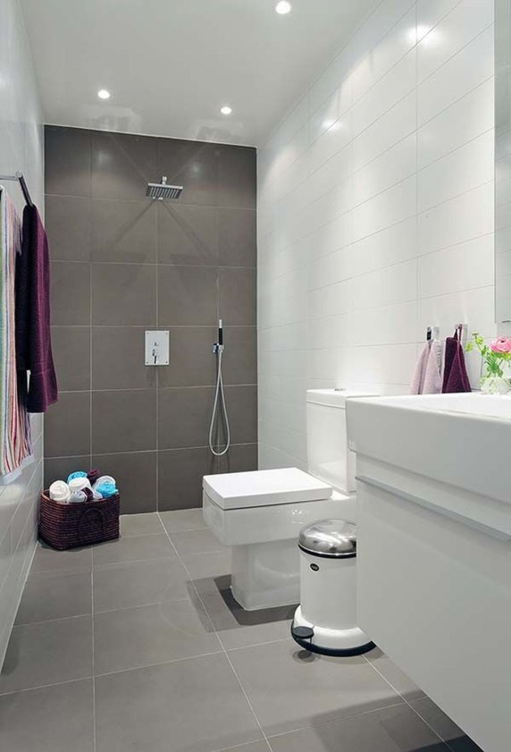 Bathroom Concept With Stunning Tiles27