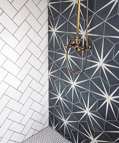 Bathroom Concept With Stunning Tiles34