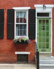 Best Exterior Paint Color Ideas Red Brick01