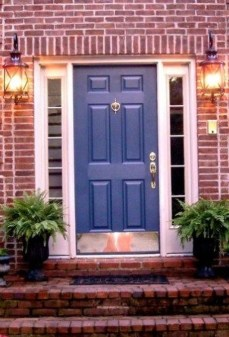 Best Exterior Paint Color Ideas Red Brick07