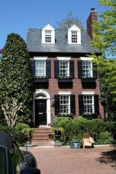 Best Exterior Paint Color Ideas Red Brick11