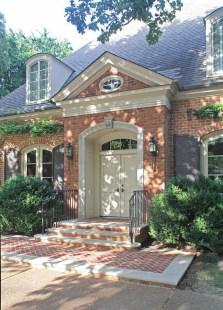 Best Exterior Paint Color Ideas Red Brick33