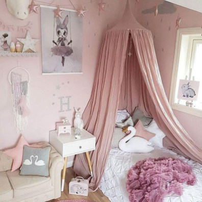 Cute And Cozy Bedroom Decor For Baby Girl11