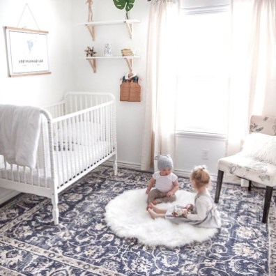 Cute And Cozy Bedroom Decor For Baby Girl13