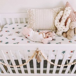 Cute And Cozy Bedroom Decor For Baby Girl15