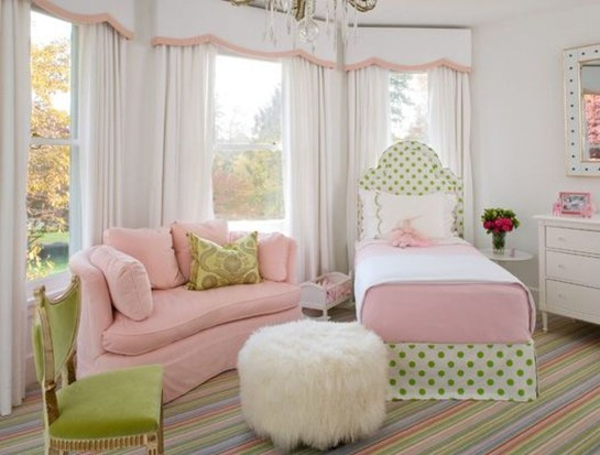 Cute And Cozy Bedroom Decor For Baby Girl20