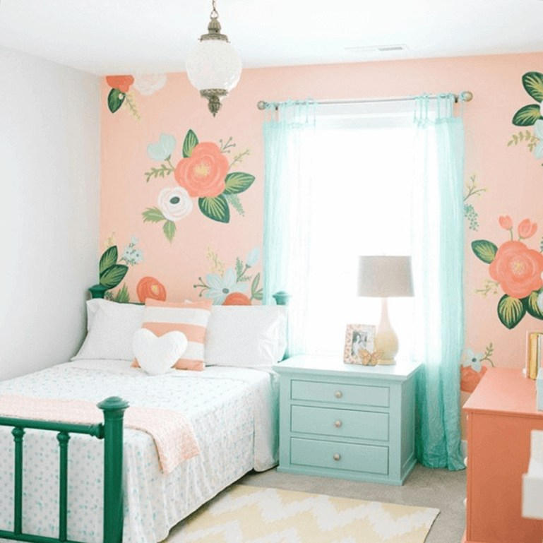Cute And Cozy Bedroom Decor For Baby Girl22