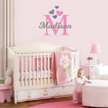 Cute And Cozy Bedroom Decor For Baby Girl23