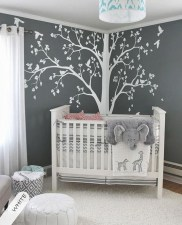 Cute And Cozy Bedroom Decor For Baby Girl26