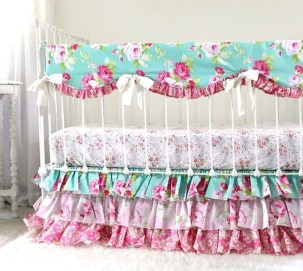 Cute And Cozy Bedroom Decor For Baby Girl37