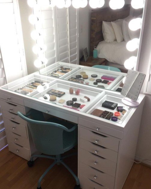 Dressing Table Ideas In Your Room35