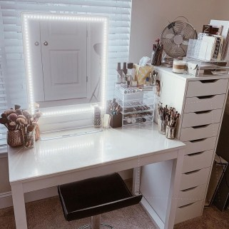 Dressing Table Ideas In Your Room40
