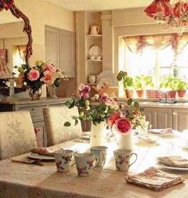 Feminine Dining Room Design Ideas01