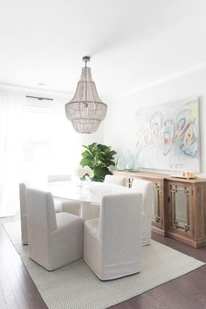 Feminine Dining Room Design Ideas09