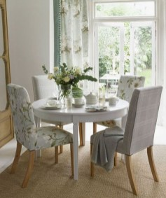Feminine Dining Room Design Ideas14