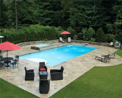 Landscaping Ideas For Backyard Swimming Pools03