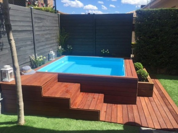 Landscaping Ideas For Backyard Swimming Pools07