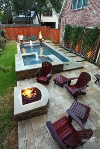 Landscaping Ideas For Backyard Swimming Pools13
