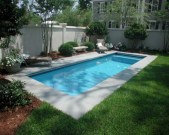 Landscaping Ideas For Backyard Swimming Pools36