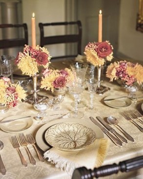 Lovely Dinner Table Design08