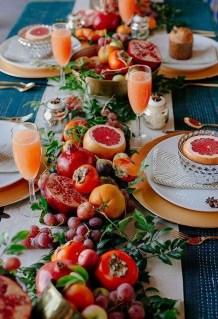 Lovely Dinner Table Design21
