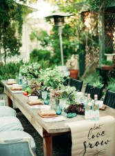 Lovely Dinner Table Design23