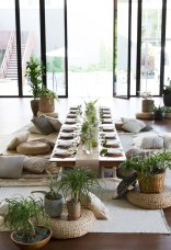 Lovely Dinner Table Design25