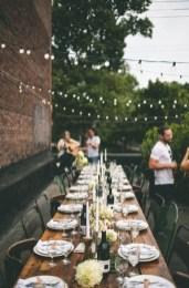 Lovely Dinner Table Design33