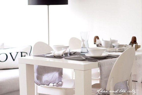 Lovely Dinner Table Design40
