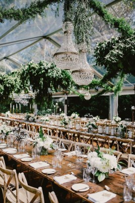 Luxury Wedding Decor Inspiration For Garden Party30