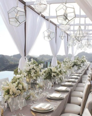 Luxury Wedding Decor Inspiration For Garden Party31