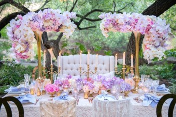 Luxury Wedding Decor Inspiration For Garden Party35
