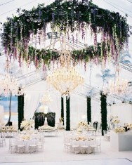 Luxury Wedding Decor Inspiration For Garden Party39