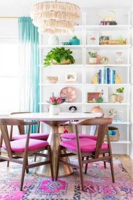 Simple Dining Room Design05