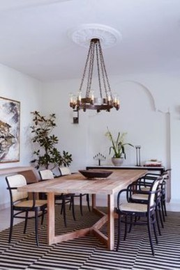 Simple Dining Room Design06
