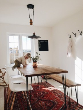 Simple Dining Room Design07