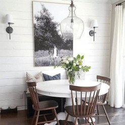 Simple Dining Room Design10
