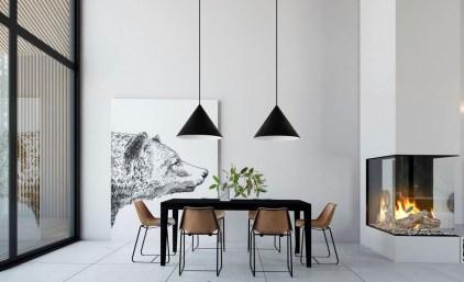 Simple Dining Room Design22