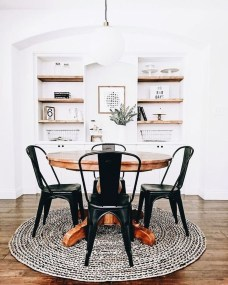 Simple Dining Room Design31