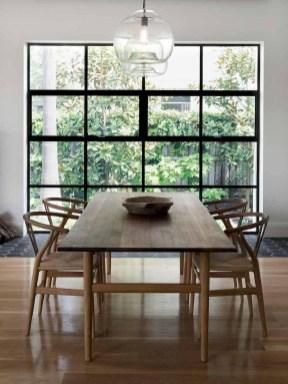 Simple Dining Room Design34