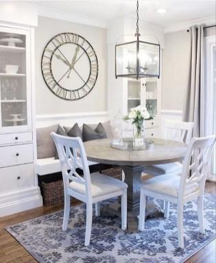 Simple Dining Room Design35