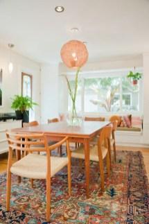Simple Dining Room Design41