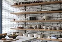 Smart Kitchen Open Shelves Ideas01