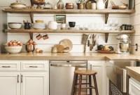 Smart Kitchen Open Shelves Ideas02