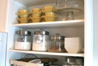 Smart Kitchen Open Shelves Ideas08