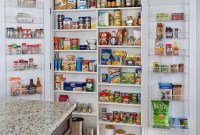 Smart Kitchen Open Shelves Ideas19
